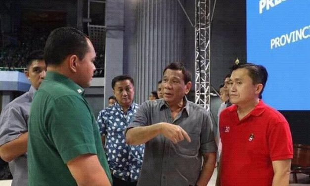 Suarezes Snubbed By Du30 In Their Own Turf