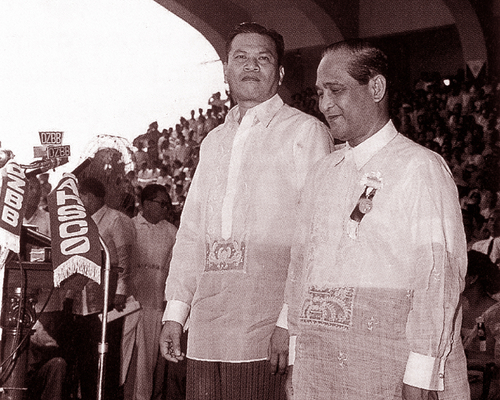 The Coming of Age of the Barong Tagalog