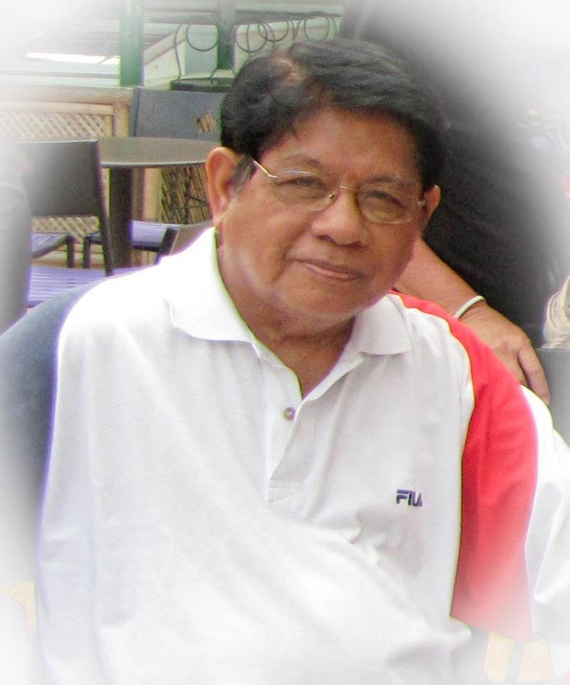 Joe Arrueges of Calauag, Quezon