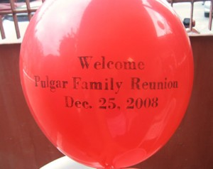 Balloon Reunion